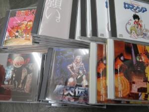 プレミアムなCD アニメCDをお買取りさせて頂きました。