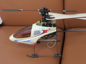 本日はラジコンのヘリコプターをお買取りさせて頂きました。