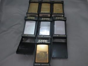 本日はZippoのライターをお買取りさせて頂きました。