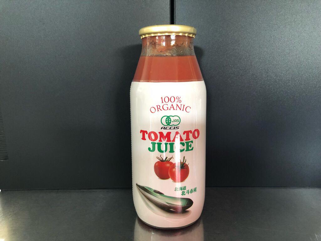 しみず農園様 トマトジュース