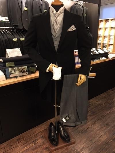 校長先生・結婚式父親の装い大阪