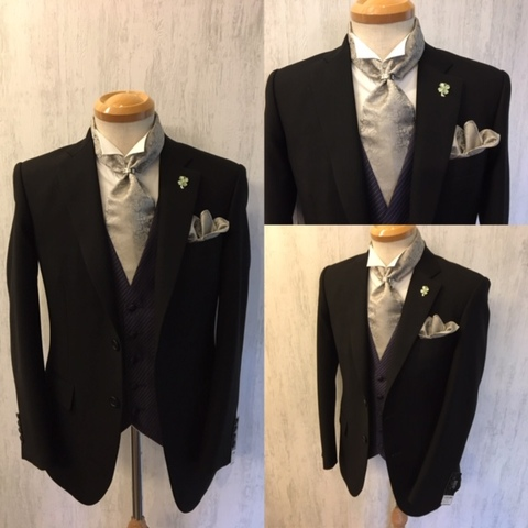 結婚式のゲストの着こなし大阪梅田