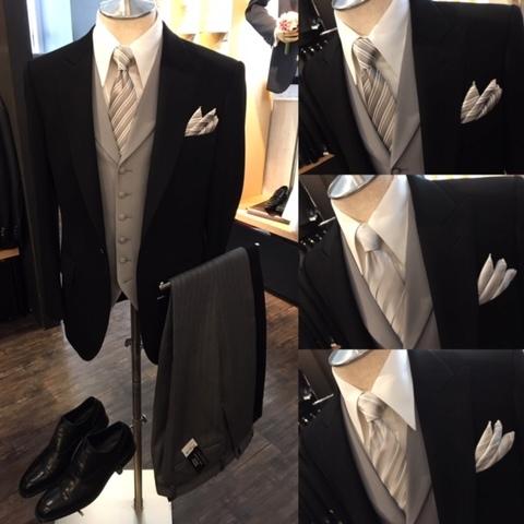 e24db913de2ce 部下の結婚式に出席の装いのディレクターズスーツ梅田