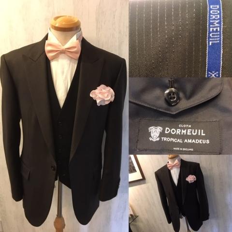 パーティーにドーメル現品スーツ販売大阪梅田