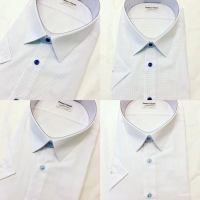 大阪オーダーシャツ半袖梅田