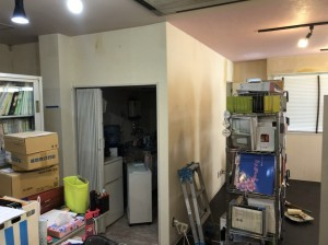 事務所内装工事 20180811_3
