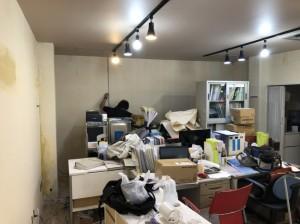 事務所内装工事 20180811_4