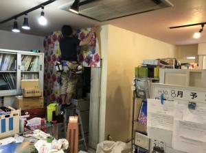 事務所内装工事 20180811_9