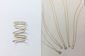 3指輪、ネックレス