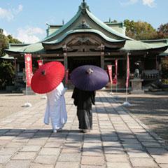 豊国神社 和婚