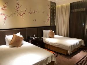 台北市内のランドマークでもあり世界中でも有名なグランドホテル台北(円山大飯店)