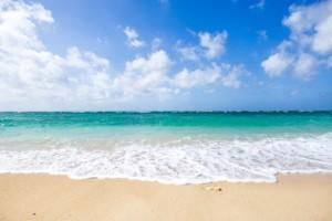夏の醍醐味海水浴へ