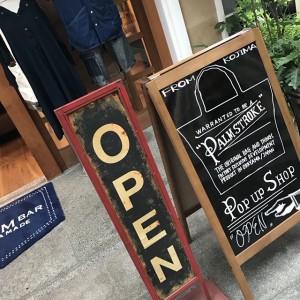倉敷美観地区はデニムを使った雑貨屋さんがいっぱい