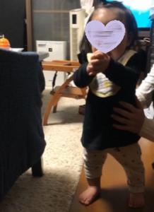 Foorinのパプリカを踊る姪っ子