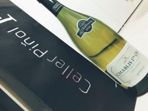 誕生日に私に合ったワインのプレゼント…。
