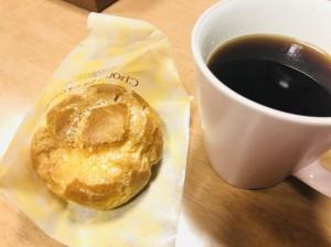 千里阪急ホテルシュークリーム