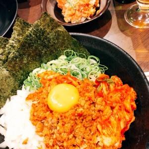 大阪でオススメラーメン「肉みそまぜそば」