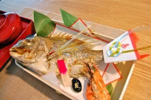 結婚式 縁起物 鯛 タイ たい 料理 引菓子