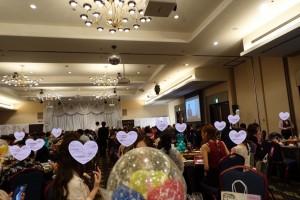沖縄の結婚式は250名~300名参列の大宴会