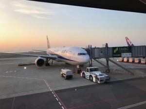 ディズニー旅行は飛行機が安い!