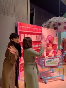 バレンタインチョコは阪急梅田のフェアがオススメです