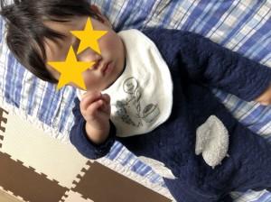 8ヶ月の甥っ子とお遊びタイム