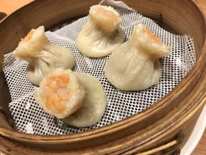 阪急の台湾料理海老シュウマイも絶品