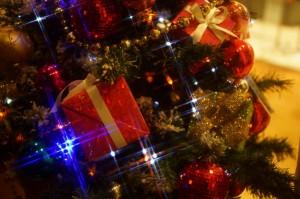 今年のクリスマスプレゼントは?