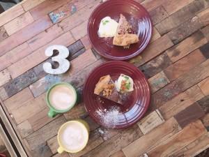 南堀江でオシャレなデザートが食べられるカフェ