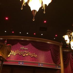 ディズニーランド人気シアターミッキーのフィルハーマジック