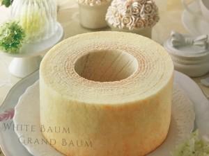 結婚式の引菓子にバウムクーヘン