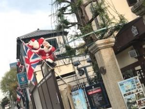 神戸北野異人館のクリスマス