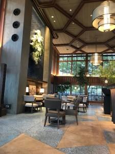 京都岡崎のオシャレなカフェでまったり夜カフェ