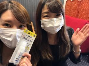 ブライダルYASUNAGA大阪マルビル梅田店のウェディングプランナーはコロナウィルス対策をしております