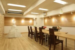 この度ブライダルYASUNAGA大阪心斎橋店がリニューアルオープンいたしました!!!