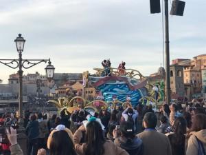 ディズニーシー35周年限定のショー