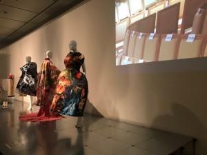 ドレス・コード展で一番注目のコムデギャルソン