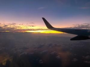 南部を楽しむ沖縄旅!飛行機から見える絶景