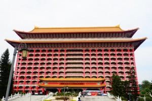 グランドホテル台北(円山大飯店)へ宿泊