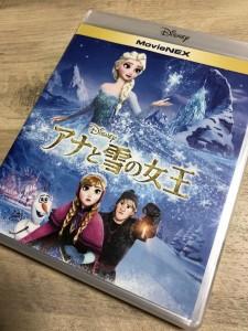 ディズニーの代表作品に仲間入り「アナと雪の女王」