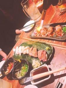肉バル肉寿司☆