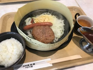 三田プレミアム・アウトレットのフードコートグルメ
