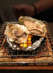 牡蠣小屋で焼き牡蠣を堪能しませんか?