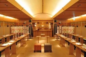 日本人らしい美しさを大事にしたい方にはぜひ神前式会場での挙式をおすすめします