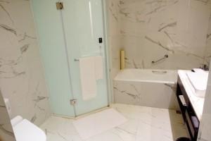 台北市内のランドマークでもあり世界中でも有名なグランドホテル台北(円山大飯店)のお風呂
