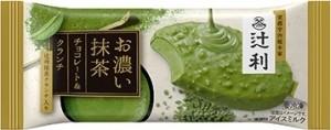 お濃い抹茶が美味、京都宇治総本店辻利を楽しめるアイスクリーム