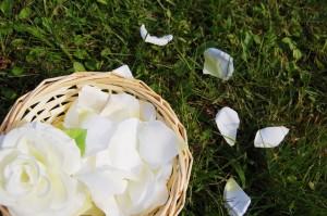 結婚式 挙式 セレモニー フラワーシャワー 生花 祝福