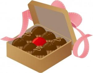 バレンタイン フェア 百貨店 逆チョコ 友チョコ