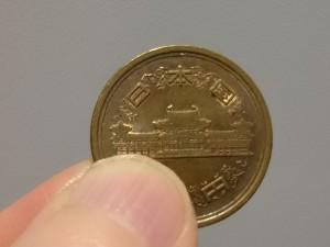 10円玉で有名な平等院鳳凰堂