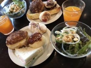 岸和田のパン食べ放題PePe
